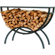 """HY-C Shelter SCRM-T Table Top Log Rack Steel 48""""L x 12""""W"""