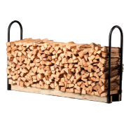 "HY-C Shelter SLRA Adjustable Log Rack Kit Pair of Tubular End Frames 13""W x 45""H"
