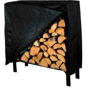 HY-C Shelter Deluxe Log Rack Cover, Medium - SLRCD-M
