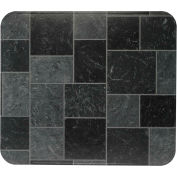 """HY-C UL1618 Type 2, Tile Hearth Extender, Gray Slate, 18"""" x 48"""" - T2UL1848GT-1C"""