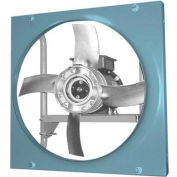 "Hartzell 24"" Direct Drive Panel Fan-S2SG, 3 Ph, 0.98 Pk Fan BHP"