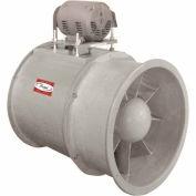 """Hartzell Belt Drive Duct Axial Fan-S35, 12"""", 1.18 Pk Fan-12""""-60"""" BHP, S35---126-E---FGFCH3"""