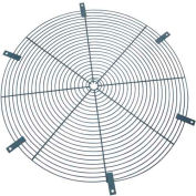 "Hartzell Outlet Guard For Fiberglass Belt Drive Duct Fan-S35, 16"", S35-OUTLET GUARD-16"