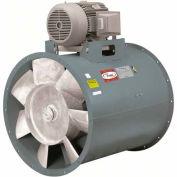 """Hartzell Belt Drive Vaneaxial Fan-S54G, 36"""", 19.9 Pk Fan BHP, S54-G-367VA---STFCP3"""