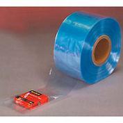 """PVC Shrink Tubing 4""""W x 1,500'L 100 Gauge Clear"""