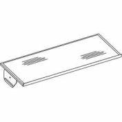 "QS Dimension-4 Metal Shelf Assembly 12""x72"""