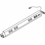 QS Dimension-4 Electrical Channel Assembly 72""