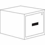 "QS Dimension-4 12"" Drawer Assembly W/Lock"