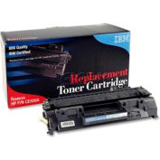 IBM® Replacement Toner Cartridge TG85P7008 For HP CE505A, Black