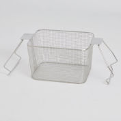 Stainless Steel Mesh Basket - For Crest Ultrasonic P1100 Series Part Cleaners