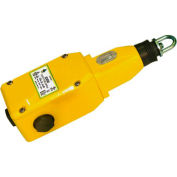 IDEM 142499 GLS-AR Rope Pull Switch, 2NC 1NO, 1/2NPT