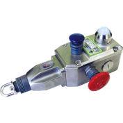 IDEM 144002 GLS-SS Rope Pull Switch, 3NC 1NO, 1/2NPT, SS