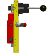 """IDEM 210001 GBL-1 Gate Bolt Act(Left Hand), 14""""L x 6""""W x 4""""H"""