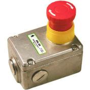 """IDEM 232100 ESL-SS Replacement Lid, 8""""L x 6""""W x 4""""H, SS"""