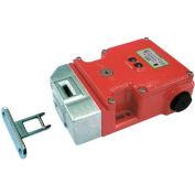 IDEM 450002F KLTM Guard Locking Switch-Flat Act, 1/2NPT, Die Cast