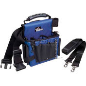 Ideal® Journeyman Electrician's Tote™, Removable Strap & Belt, Multi-Ply Construction