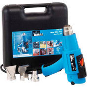 Ideal® Heat Elite Pro Heat Gun Kit, 180°-1200° Temp Range