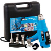 Ideal® Heat Elite Plus LCD Heat Gun Kit, 180°-1200° Temp Range
