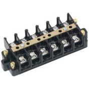 Ideal 89-507 Terminal Strip, 6-Circuit, Shorting Block, 22-6 AWG