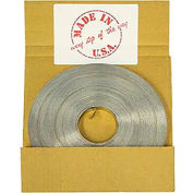 """Stainless Steel Strapping 3/8"""" x .015"""" x 200' Self Dispensing Box"""