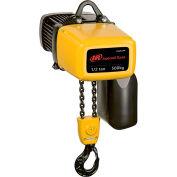 Ingersoll Rand ELK Electric Chain Hoist 230V, 1-PHASE, 1 Ton Capacity, 10' Lift, 11' Cord