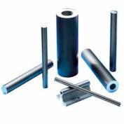 IGUS AWI-04-500 500mm x .2500 Dia. Hard-Anodized Precision Aluminum Shafting