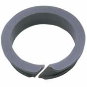 "IGUS MCI-04-02 1/4"" ID Double Flanged Sheet Metal Clip Bearing M250 for .072/.135 Sheet Metal"