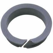 "IGUS MCI-04-02 1/4"" ID Double Flanged Sheet Metal Clip Bearing M250 for .072/.135 Sheet Metal"