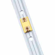 IGUS NS-01-17-1500 1,500mm DryLin N 17mm Miniature Guide Rail