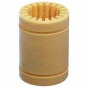 "IGUS RJI-01-12 3/4"" DryLin R All-Polymer Linear Bearing"