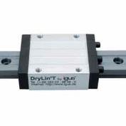 IGUS TS-01-20-1000 1,000 DryLin-T Hard Anodized Aluminum Rail - Size 20