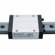 IGUS TW-01-15 DryLin-T Polymer-Lined Profile Guide - Size 15