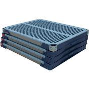 "Metro M4PK2430G MetroMax 4, 4 Shelf Pack, 24"" x 30"""