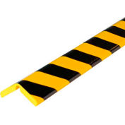 Knuffi® H+ Flex Corner Bumper Guard, 3.28', Black/Yellow, 60-6886
