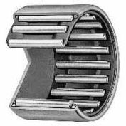 """IKO Shell Type Needle Roller Bearing INCH, Closed End, 3/8 Bore, 9/16 OD, .375"""" Width"""