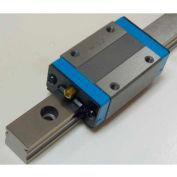 IKO Stainless Steel Maintenance-Free Linear Way  Std. Preload Long Block 60mm Block W, 42mm H