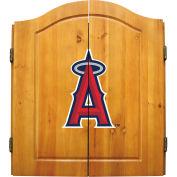 Anaheim Angels Complete Dart Cabinet