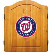 Washington Nationals Complete Dart Cabinet