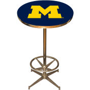"University Of Michigan 40"" Pub Table"