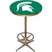 """Michigan State 40"""" Pub Table"""