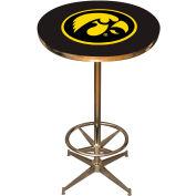 "University Of Iowa 40"" Pub Table"