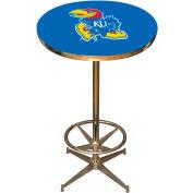 """University Of Kansas 40"""" Pub Table"""