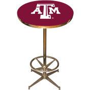 "Texas A & M 40"" Pub Table"