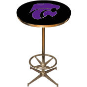 """Kansas State University 40"""" Pub Table"""