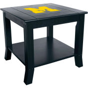 "University Of Michigan 24"" Side Table"