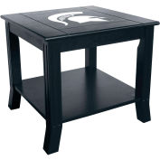 "Michigan State 24"" Side Table"