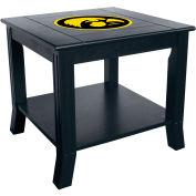 "University Of Iowa 24"" Side Table"
