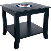 """Winnepeg Jets 24"""" Side Table"""