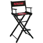 San Francisco 49Ers Bar Height Director Chair