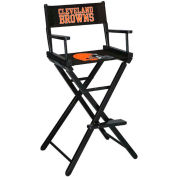 Cleveland Browns Bar Height Director Chair